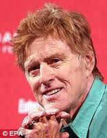 So sad - yes, this is Robert Redford