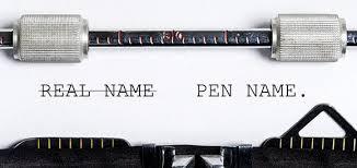 pen name3